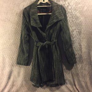 Steve Madden Winterberry Tart Coat
